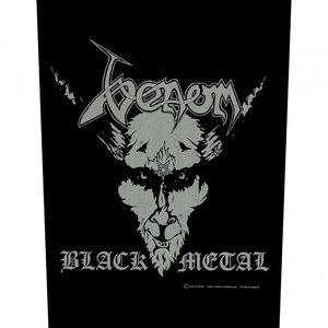 Venom back patch 'Black Metal'