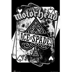 Motorhead  poster - Ace of Spades
