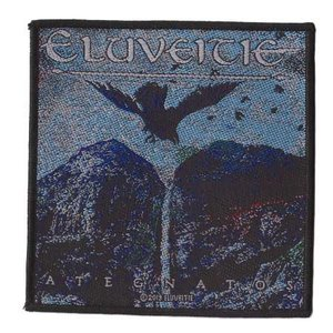 Eluveitie patch - Ategnatos