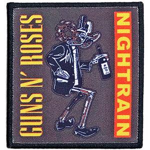 Guns N Roses patch - Nightrain Robot