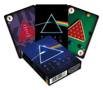 Pink Floyd speelkaarten - Dark Side Of The Moon