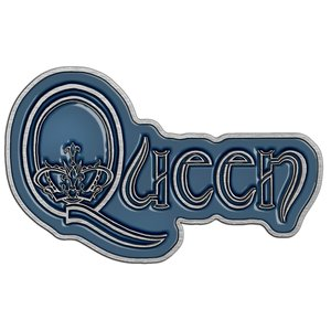 Queen speld - Logo
