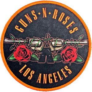 Guns N Roses patch - Orange Logo