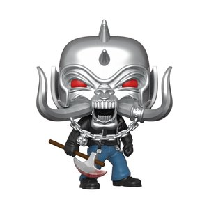 Funko POP! Rocks Vinyl Figure - Warpig Motörhead