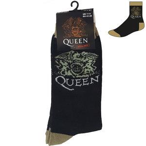 Queen sokken - Crest